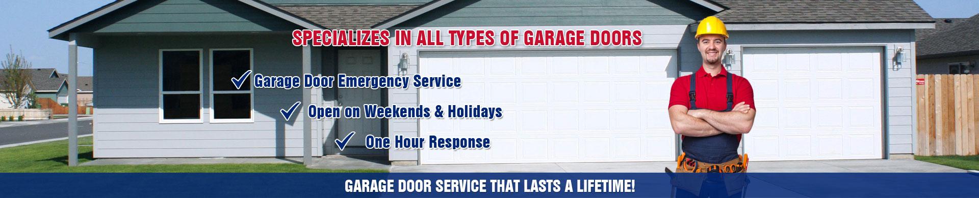 24 / 7 Emergency Service